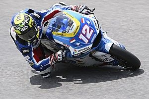 Simpati untuk Dupasquier, Luthi Mundur dari Moto2 Italia