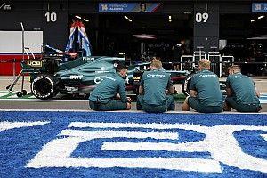 No todo es el F1 2022: las mejores fotos del jueves de Silverstone