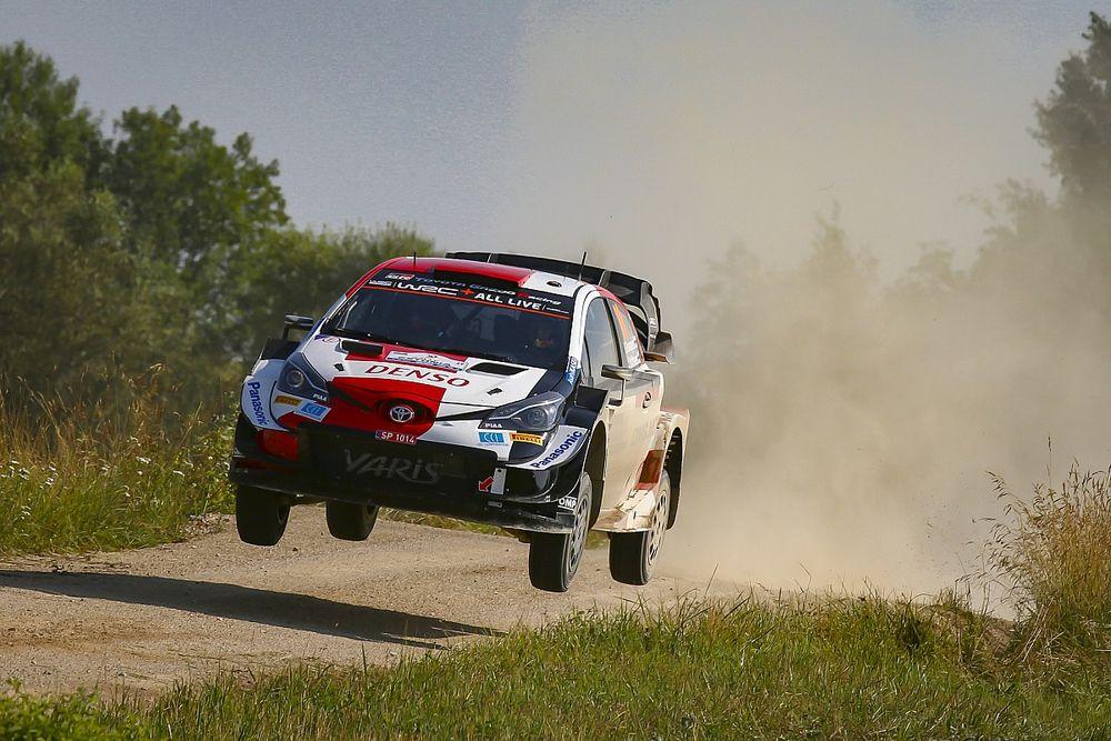 WRC, Rally Estonia, PS1: Rovanpera subito in testa