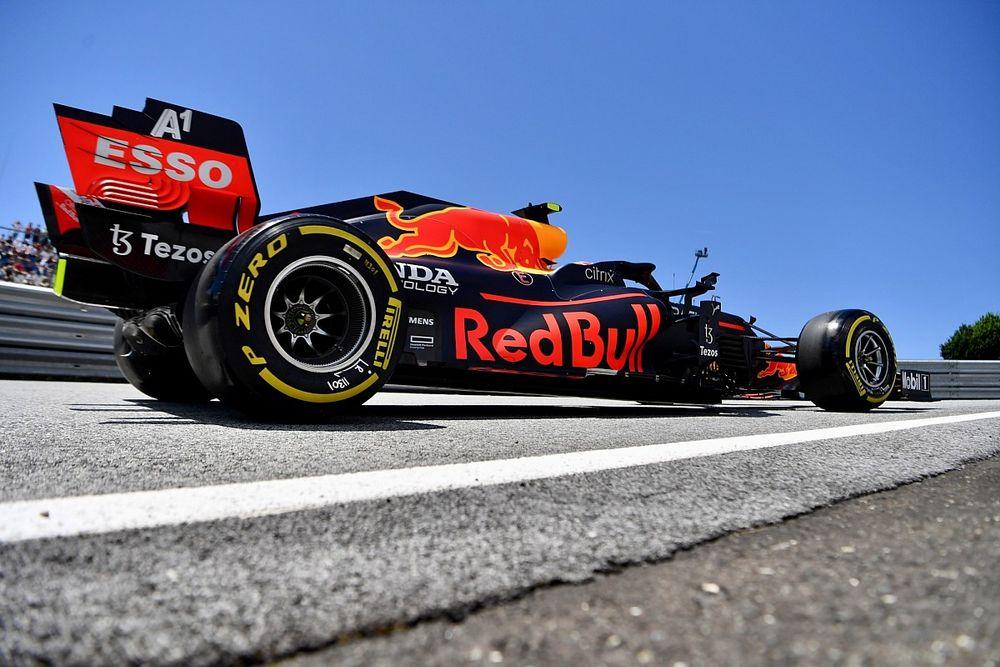 Red Bull aclara que no está sacrificando su 2022