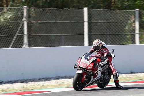 Nakagami Pertanyakan Penalti yang Didapatkannya di MotoGP Catalunya