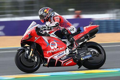 Ducati seguirá suministrando motos a Pramac hasta 2024