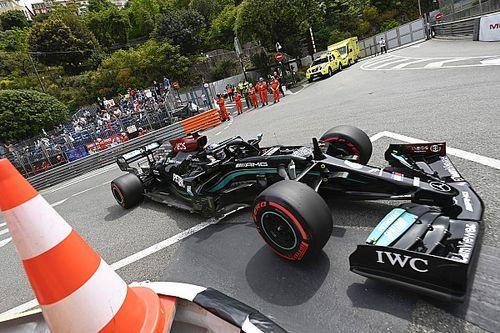 Por qué Mercedes optó por una parada temprana con Hamilton en Mónaco