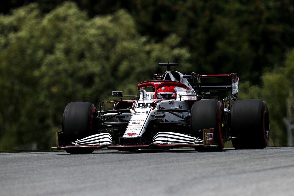 F1: Alfa Romeo schiera Kubica nelle Libere 1 in Ungheria