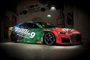 GT Sprint Race: Casagrande usará cores de 'Velozes e Furiosos 9'