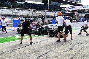 La FIA aurait enquêté sur Bottas même sans la plainte de McLaren