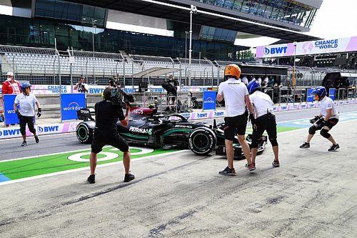 """Masi: """"FIA, McLaren'ın şikayeti olmadan da Bottas'ın pit yolundaki spinini inceleme altına alırdı"""""""