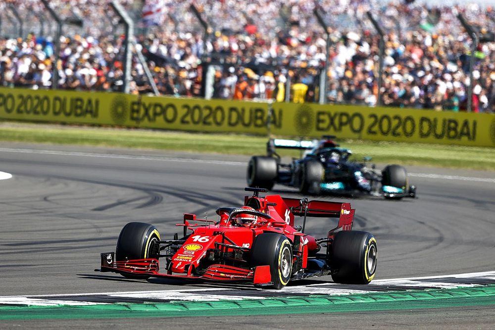 Performa 200% Belum Cukup bagi Leclerc untuk Menang