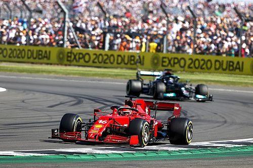"""Leclerc: """"Di todo de mí pero no fue suficiente para ganar"""""""