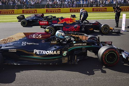 Положение в общем зачете Формулы 1 после Сильверстоуна