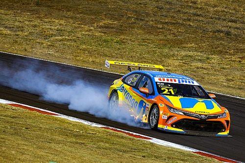 Stock Car: pole Camilo e Ramos celebram dobradinha com Toyota em Cascavel