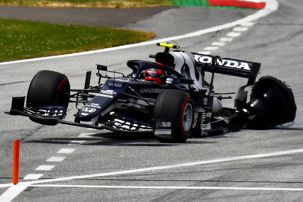 """Gasly: """"Sorpreso dal lasciar correre l'incidente con Leclerc"""""""