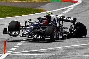 """Gasly y su contacto con Leclerc: """"No fue a propósito, pero qué mierda"""""""