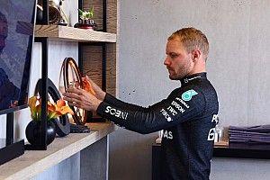 """Mercedes F1 driver Bottas uses """"negative"""" desktop image as motivation"""