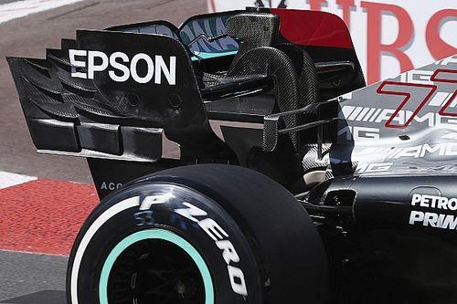 Horner: Mercedes debería tener la boca cerrada respecto a los alerones