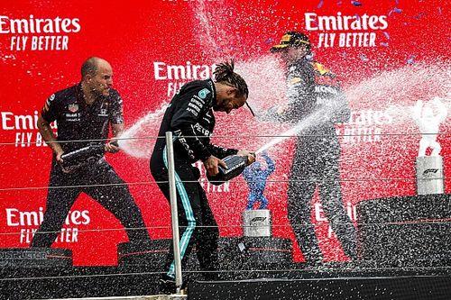 """""""Zárd be azt az ajtót"""" – Rosberget meglepte Hamilton """"gyenge"""" védekezése"""