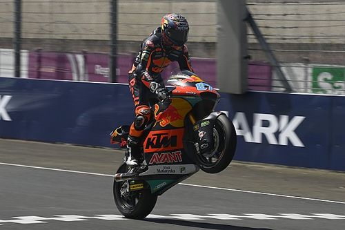 Gardner: Saya Tidak Punya Cara Konvensional Naik ke MotoGP