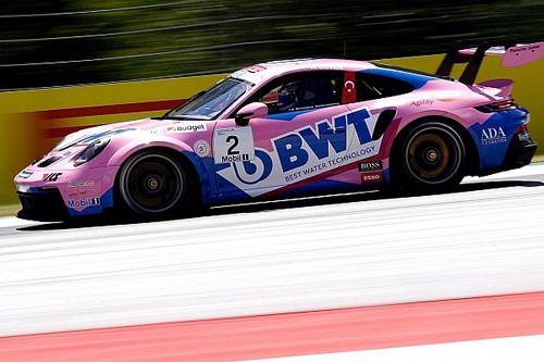 Porsche Supercup Avusturya: Voorde kazandı, Ayhancan 2. oldu