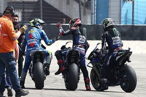 ¿Ha alcanzado el límite MotoGP con su calendario?