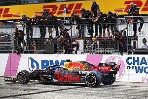 """Ce qu'a fait Verstappen à l'arrivée """"peut très mal finir"""""""