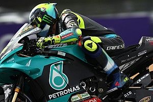 MotoGP: Rossi admite que foi conservador na parte final de quali