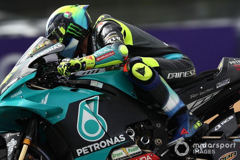 """Rossi: """"En los malos momentos pienso en cuando ganaba 11 carreras al año"""""""