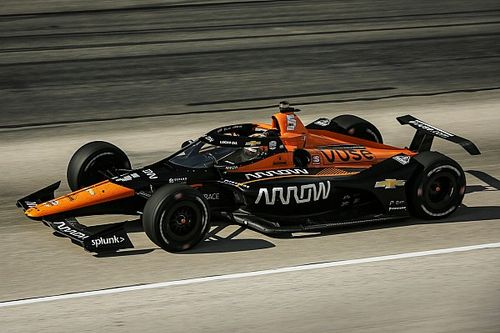 O'Ward won't push for McLaren F1 switch, 'heart in IndyCar'