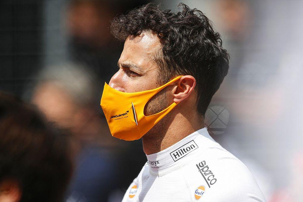Ricciardo, Avusturalya Grand Prix'sinin iptal edilmesine üzgün