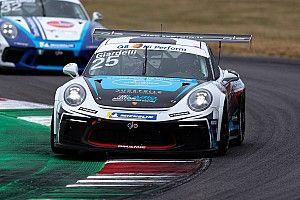 Carrera Cup: weekend molto positivo per Giardelli al Mugello