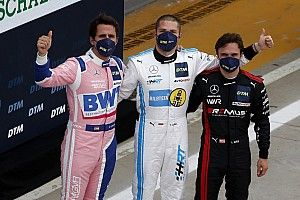DTM Monza: Abril pole pozisyonunu aldı, ilk dört Mercedes'in