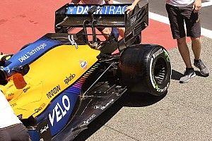 McLaren: funziona il nuovo pacchetto aerodinamico!