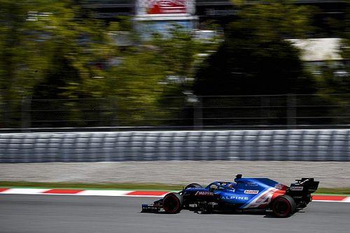 Alonso se queda satisfecho con llegar a la Q3