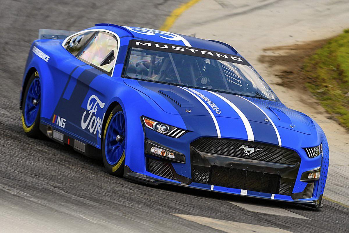 La prueba de autos de próxima generación más grande de NASCAR hasta la fecha programada para Daytona
