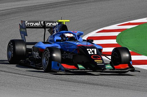 Chovet replaces Toth at Campos Racing for Paul Ricard F3 weekend
