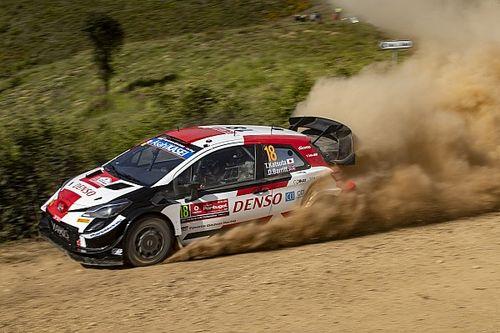 WRC, Rally Portogallo, PS10: Ogier sbaglia e Katsuta torna quarto