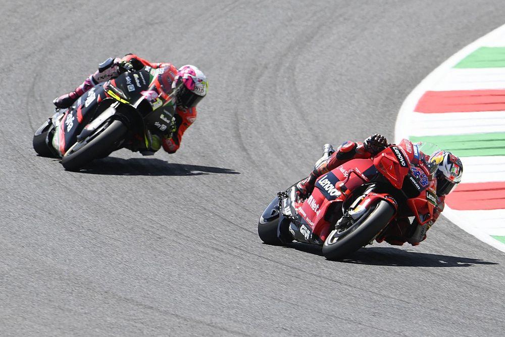 VR46 dan Gresini Segera Merapat ke Ducati