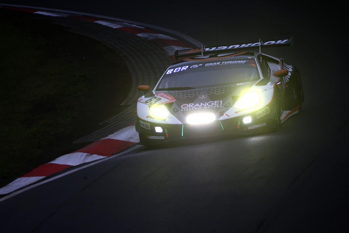 Nurburgring 24h: Bortolotti fastest on Thursday for Lamborghini