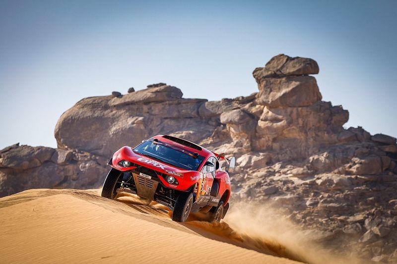 Au Dakar, Prodrive cherche à retrouver le chemin de la victoire