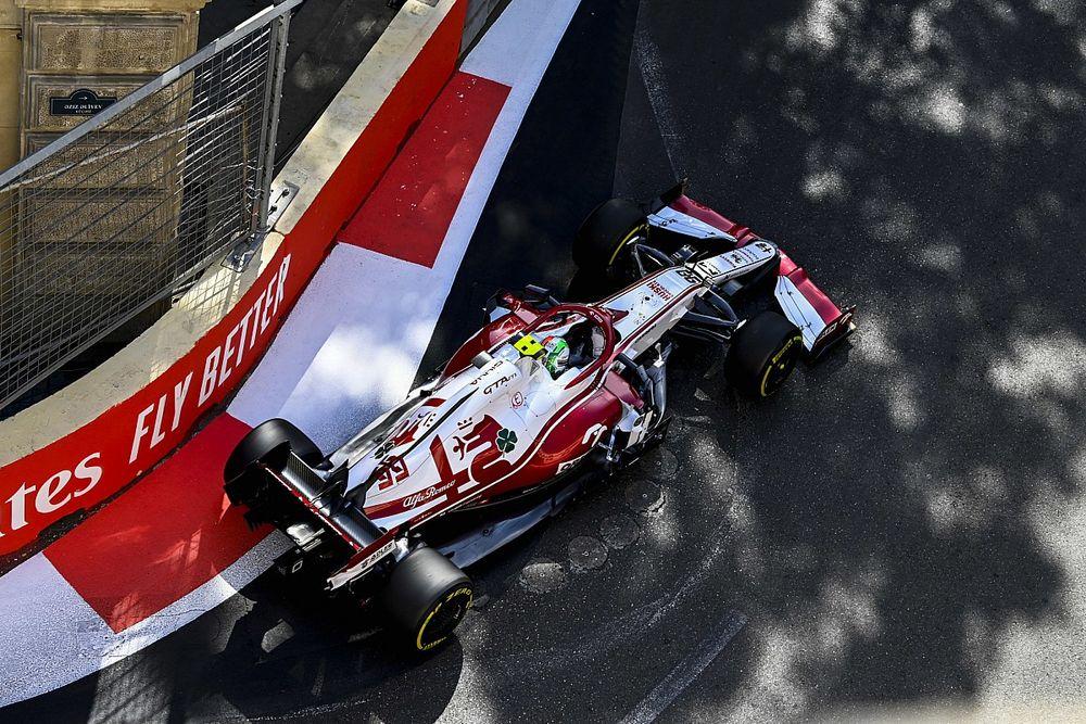 Demi Ferrari, Giovinazzi Pernah Tolak Tawaran Mercedes