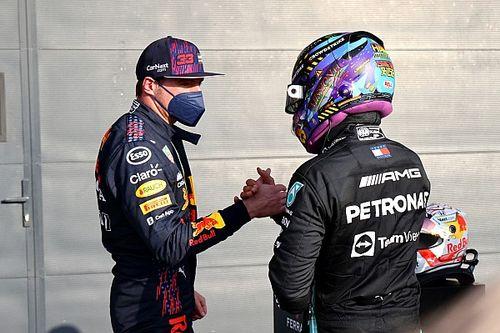 """F1: Button vê conversa entre Verstappen e Hamilton como """"importante"""""""