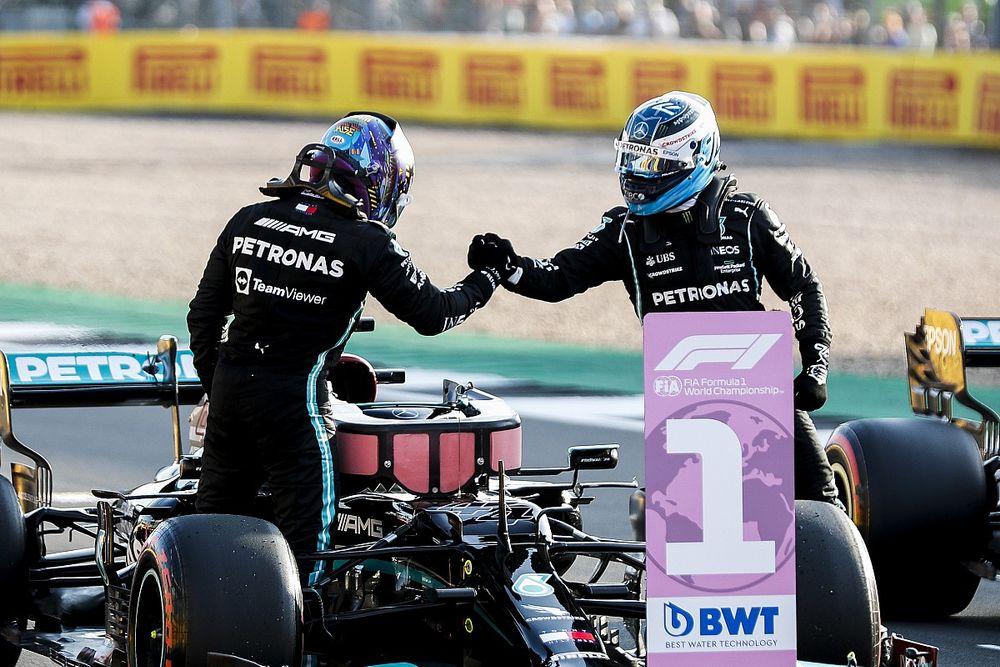 """Coulthard: """"Bottas'ın tek şanssızlığı Hamilton'ın yanında yarışması"""""""