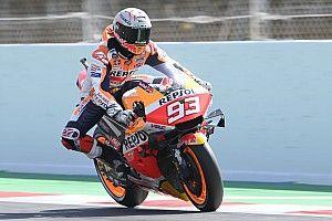 "Marquez's shortened Catalan MotoGP ""best seven laps of the year"""