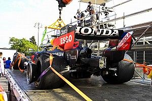 Pirelli: F1-teams Red Bull en Aston Martin reden met lagere bandenspanning