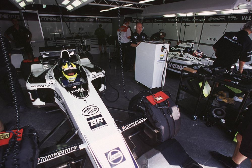 What could have been: The F1 test chance thwarted by logistics