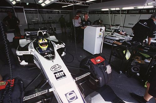 El test de F1 que pudo haber sido y no fue por problemas logísticos