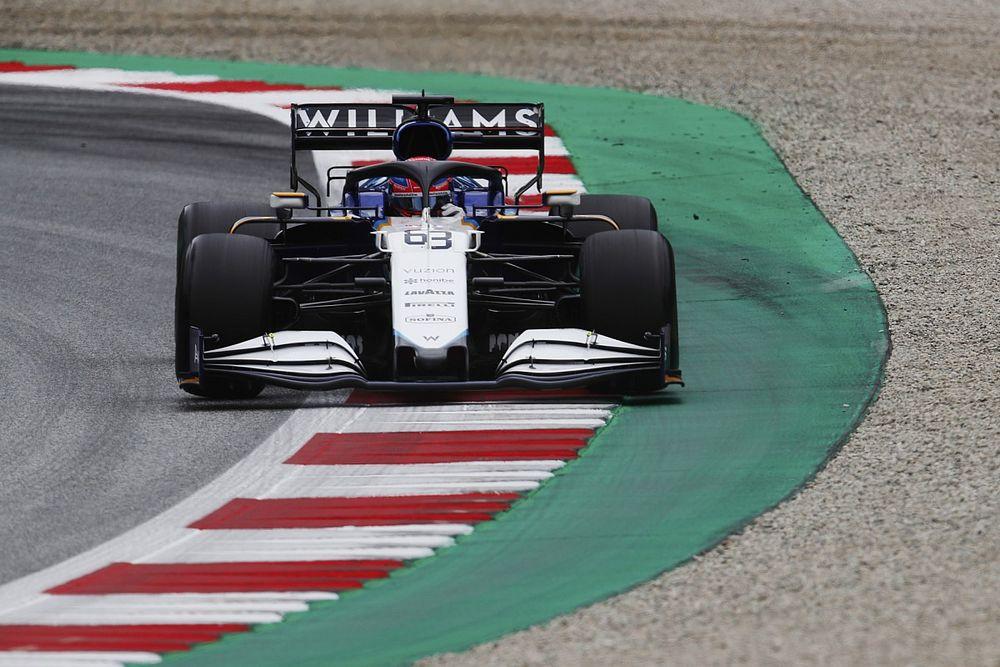 """Russellcompare son tour de Q2 à """"une pole position"""""""