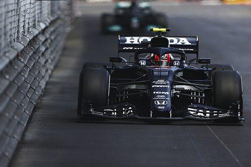 """Gasly avait peur de """"finir dans le port"""" face à Vettel"""