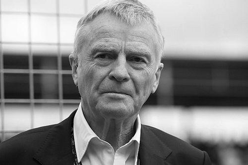 Max Mosley, ancien président de la FIA, est mort