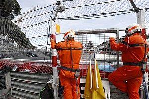 Mercedes busca desesperadamente la razón de su déficit en Mónaco