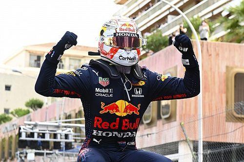 F1-update: Historische zege Verstappen, Hamilton furieus in Monaco